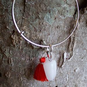 Jewelry - White Quartz Bracelet